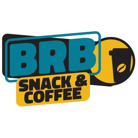 Logo client produse personalizate textile si lemn BRB Snack and coffee